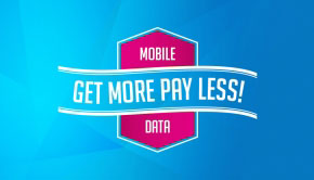 Sahal reduces Mobile Data prices!